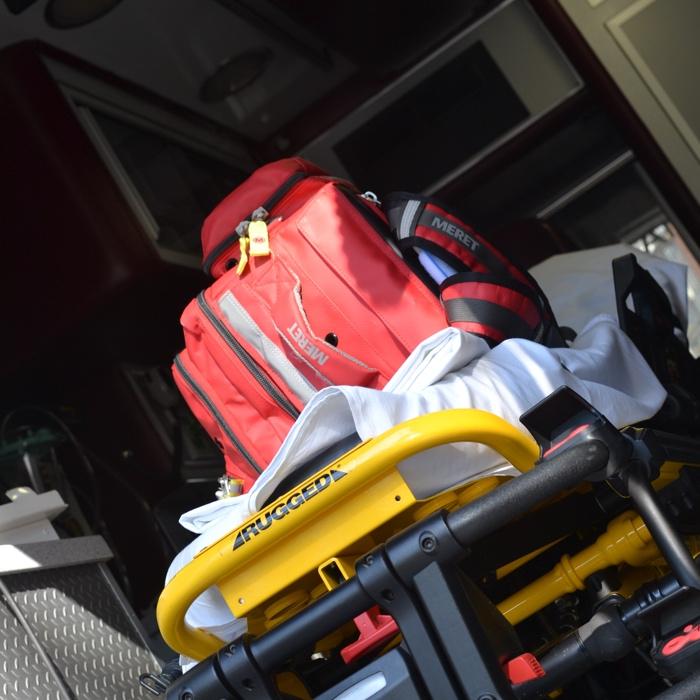 grimex technical medical gear equipment rescue bag emergency